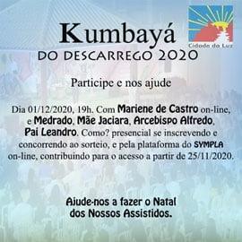 Kumabayá do Descarrego de 2020