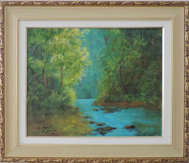 Claude Monet - Rio - CM032 -18