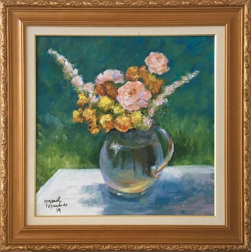 Èdouard Manet - Vaso de Flores - EM014 -19
