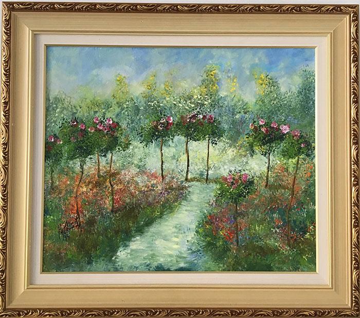 C. Monet - Paisagem - CM041-19