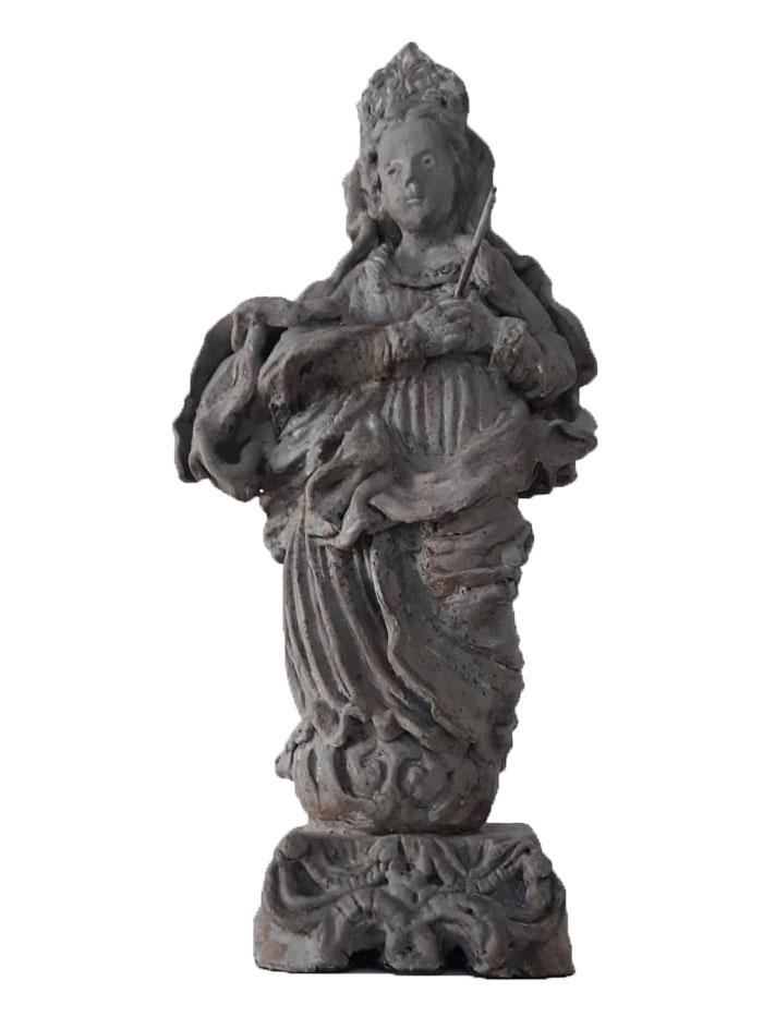 Antonio Lisboa (Aleijadinho) - Escultura Nossa Sra. das Dores - AL001-21
