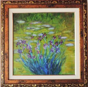 Claude Monet - Flores CM018-17