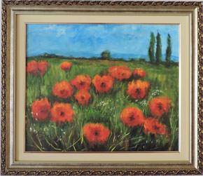 Berthe Morisot - Flores - BM005-17