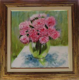 Édouard Manet - Vaso de Flores - EM010-17