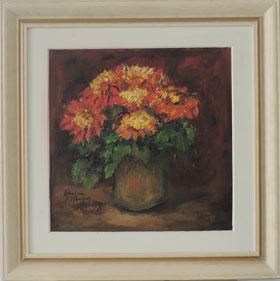 Paul Gauguin - Vaso de Flores - PG008-18