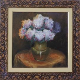 Paul Gauguin - Vaso de Flores – PG009-19