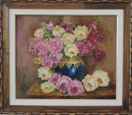 Berthe Morisot -  Flores – BM001-20
