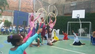 II Jogos Estudantis - Escola Municipal Carlos Murion