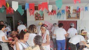 Cidade da Luz promove tarde de forró para idosos do ACCABEM