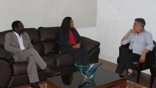 Secretaria de Promoção da Igualdade Racial e José Medrado se reúnem em prol da defesa da liberdade religiosa