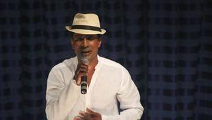 Luís Miranda faz apresentação beneficente na Cidade da Luz