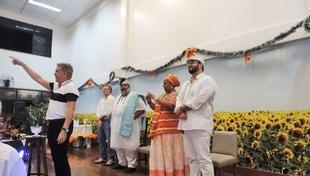 A união das religiões no último Kumbaya de 2016