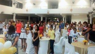 Formatura dos alunos do 5º Ano da Escola Municipal Carlos Murion