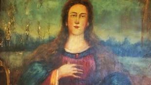 Retábulos de Da Vinci - Pintura Mediúnica