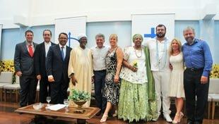 Comemoração dos 39 anos Centro Espírita Cavaleiros da Luz - Cidade da Luz