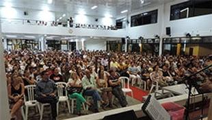 Palestra: Saindo da zona de conforto - José Medrado - 29-01-2019