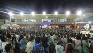 A primeira reunião do ano foi celebrada com a abertura do Evento RELUZ (Religiões na Luz).