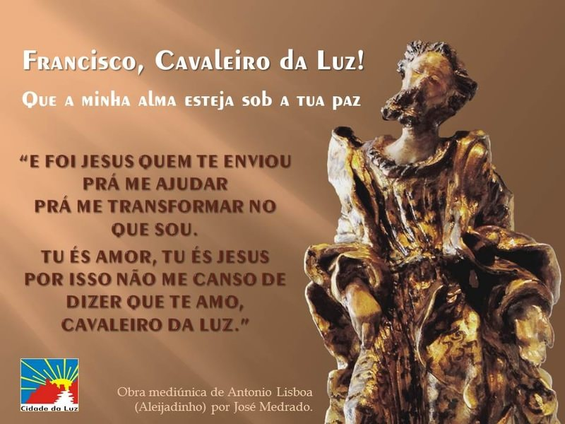 Francisco de Assis (Patrono da Cidade da Luz)