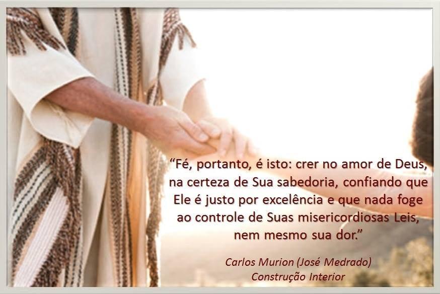Fé (frei Carlos Murion)