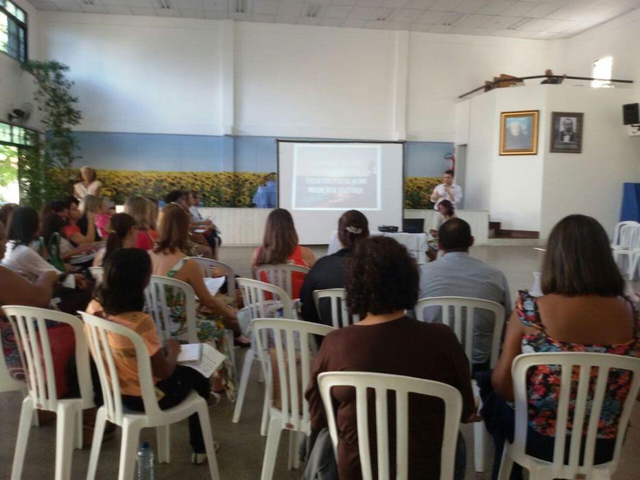 Encontro com Gestores da Rede Municipal de Educação de Salvador