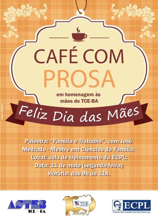 Medrado realizará palestra em homenagem às mães no Tribunal de Contas da Bahia