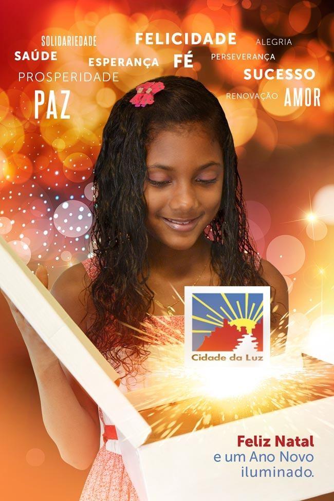 Desejamos um Natal produtivo e de conquistas de novos sentimentos