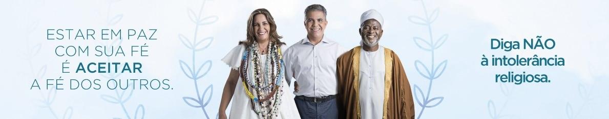 Medrado em campanha do Ministério Público da Bahia